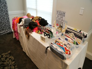 Wedding Photo Booth Props Y-it Entertainment