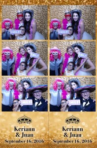 Wedding Y-it Entertainment Photo Booth Strips