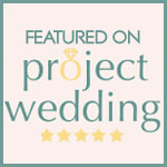Featured On Project Wedding