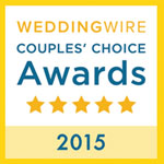 WeddingWire Award 2015