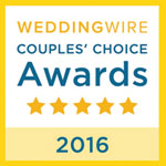 WeddingWire Award 2016