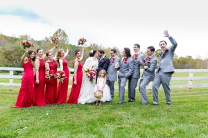 Wedding Pictures at Briar Patch