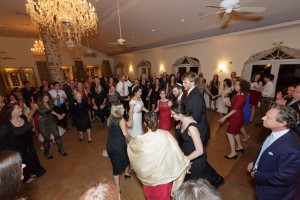 Wedding Hora at Briar Patch www.YitEntertainment.com