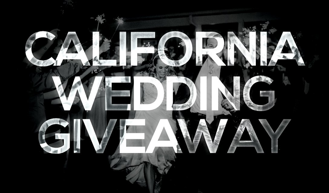 Y-it Entertainment's California Wedding Giveaway.