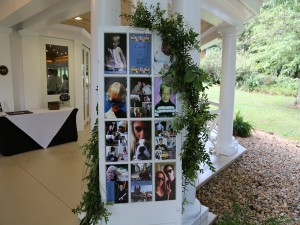 Door Wedding decor 2016 Airlie www.YitEntertainment.com