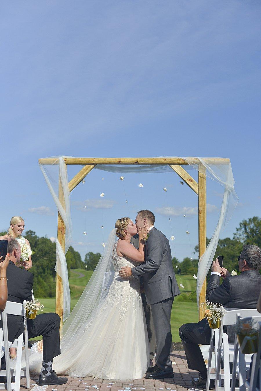 Karma & Kasey Wedding Ceremony at Piedmont Club