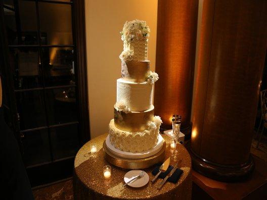 Wedding Cake gold 2016