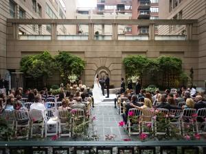 Wedding Ceremony Westin 2016