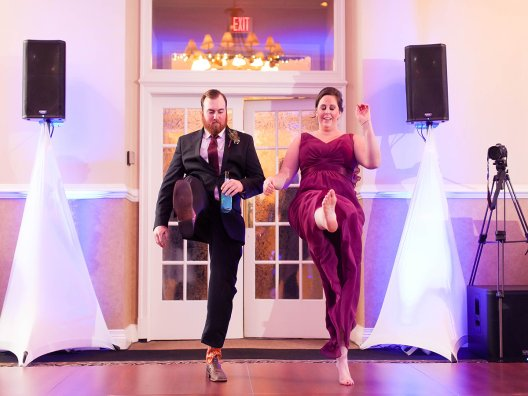 Y-it Entertainment Bridal party introductions 2016