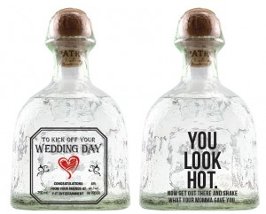 Patron Wedding Day Giveaway www.YitEntertainment.com