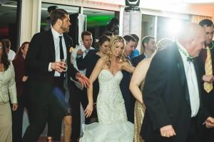 Katie and Justin on the dance floor 2017 www.YitEntertainment.com