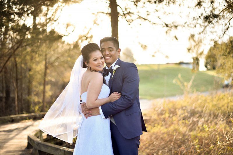 Nicole and Carlo 2017 Wedding at Piedmont Club, VA