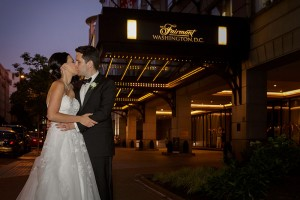 Katie and Max's Wedding Reception at the Fairmont Hotel 2017. www.YitEntertainment.com