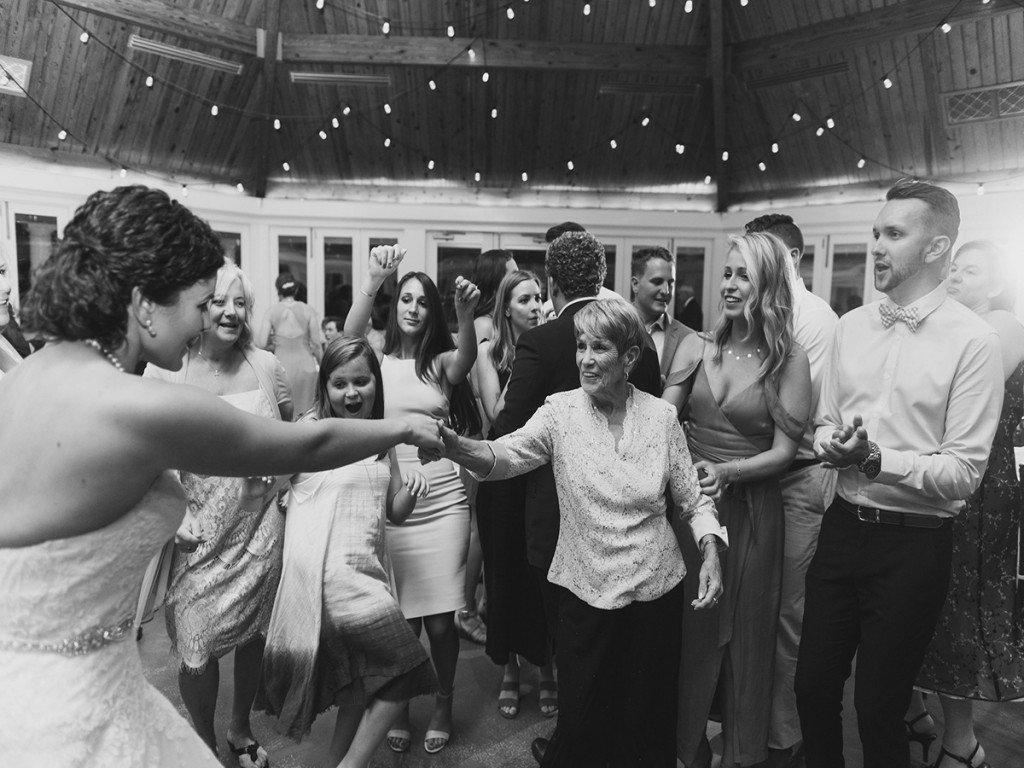 Jamie & Greg's Wedding Dance Time