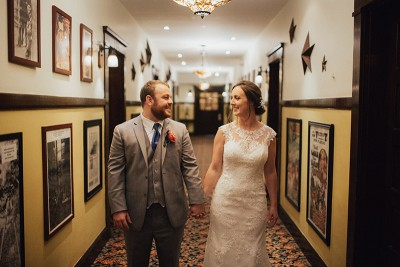 Brandon & Christy Wedding at Glen Tavern Inn 2017