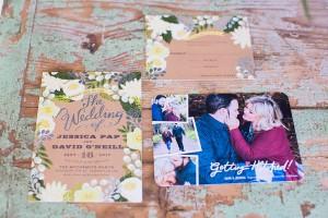 Jessica and Davids Wedding Invitation www.YitEntertainment.com