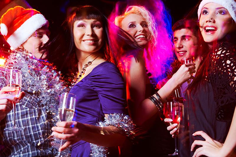 Holiday Party Oxnard Mobile DJ