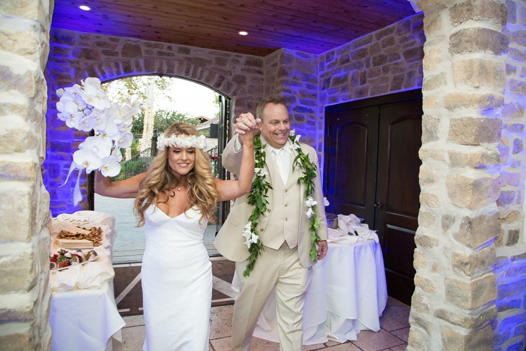 Karen and Chris's Wedding Introduction at Westlake Village Inn 2017 www.YitEntertainment.com Mobile DJ and Photo Booth