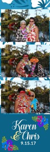 Karen and Chris's Wedding Photo Booth 2 at Westlake Village Inn 2017 www.YitEntertainment.com Mobile DJ and Photo Booth