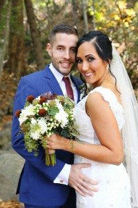 Nicole and Ollie Wedding Ceremony 2017
