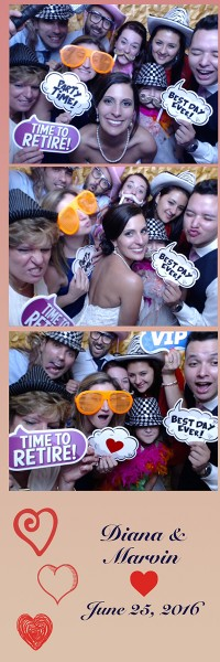 Photo Booth Wedding June 2016