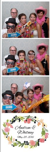 Photo Booth Wedding May 2016