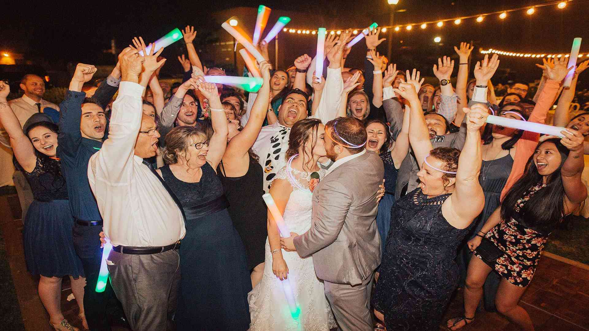 Wedding DJ Y-it Entertainment Ventura County Brandon and Christy 2017