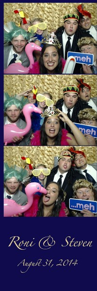 Wedding Photo Booth 2014 Ventura County