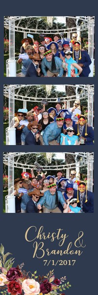 Wedding Photo Booth Glen Tavern Inn Santa Paula 2017