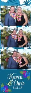 Wedding Photo Booth Westlake Village inn 2017