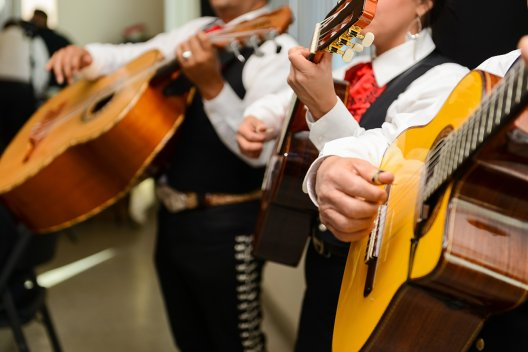 Wedding mariachis, Unique Wedding Ideas, Unexpected live music.