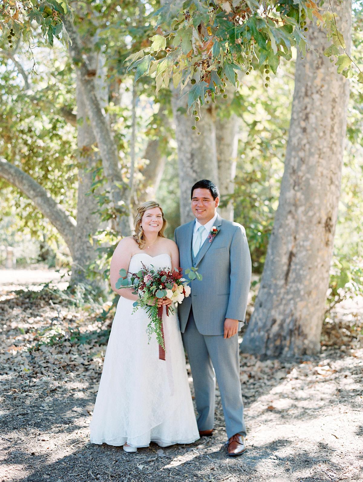 Doug & Katharine wedding Photo in Ojai, CA 2017 www.YitEntertainment.com