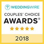 WeddingWire Couples Choice Award 2018 Mobile DJ, Photo Booth in Ventura County Y-it Entertainment