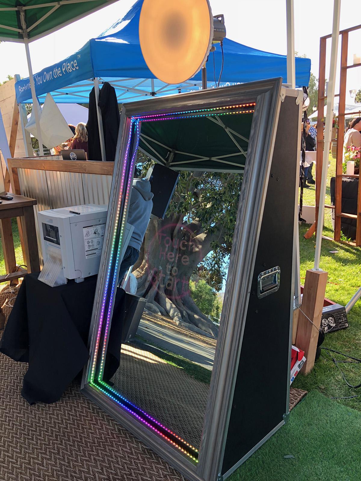Camarillo Showcase 2018 Mirror Booth