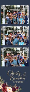 Custom Photo booth Strip. Photo booth in Ventura county. Photo Booth Company in Santa Barbara County www.Yitentertainment.com