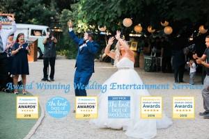 Award Winning Wedding DJ in Ventura County and Santa Barbara County 2019 www.YitEntertainment.com