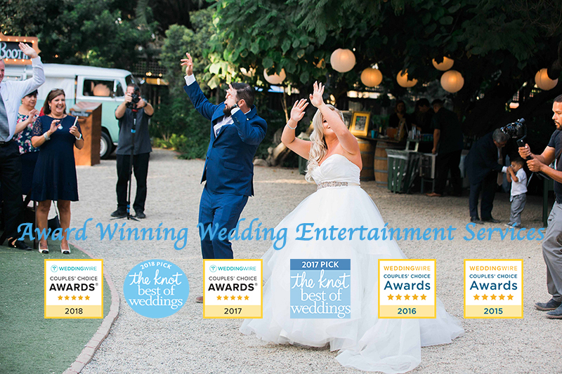 Award Winning Wedding DJ in Ventura County and Santa Barbara County 2019 www.YitEntertainment.com