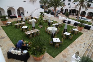 Hotel Californian Santa Barbara with Y-it Entertainment