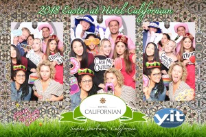 Hotel Californian's Mirror Photo Booth 2018. www.YitEntertainment.com