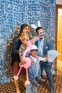 Saticoy Country club Wedding Photo booth 2018