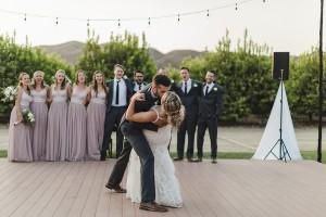 Limoneira Wedding First Dance 2018