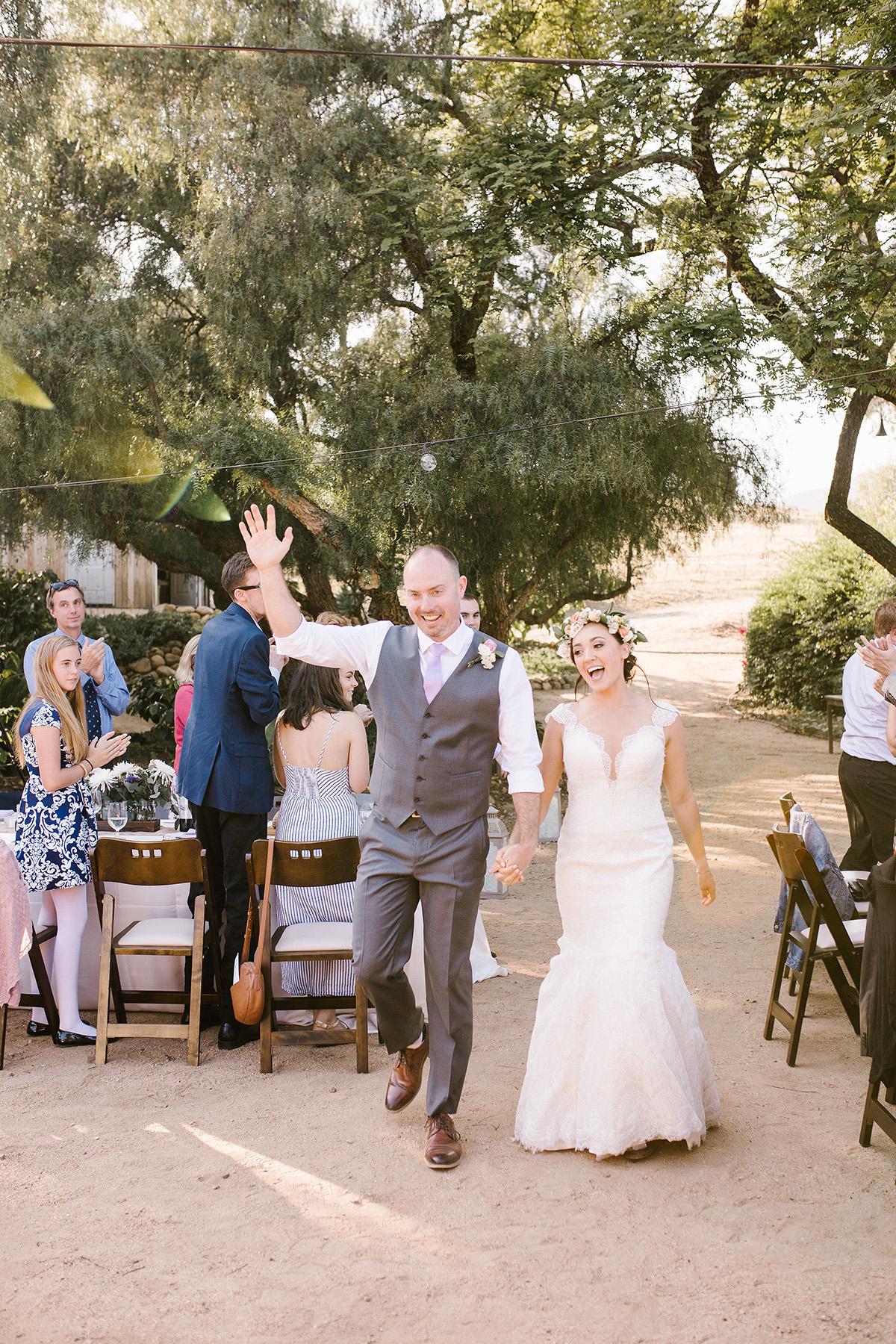 Sarah_Grant_condor ridge ranch wedding introdustions 2018