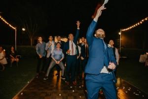 Wedding Garter Toss Y-it Entertainment www.YitEntertainment.com