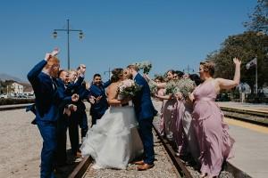 Vanessa and Chris's Wedding at Glen Tavern inn 2018