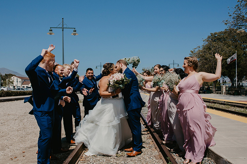 Vanessa and Chris's Wedding at Glen Tavern inn 2018