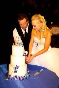 Wedding Cake Cutting Moorpark, CA