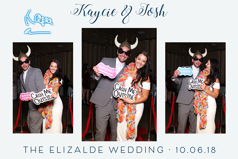 Santa Barbara Wedding Photo Booth 2018 2