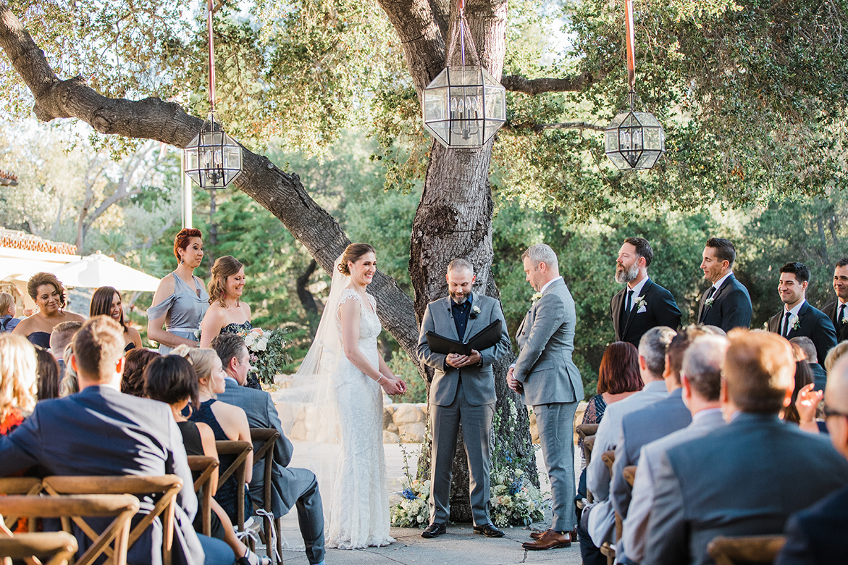 Rockwood womens club staci and danny wedding 2018 ceremony
