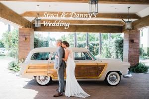 Rockwood Womens club wedding staci and danny car 2018