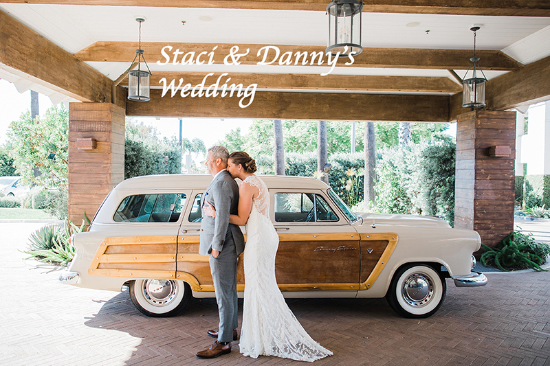 Rockwood Womens club wedding staci and danny car 2018